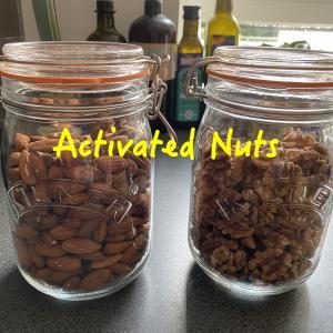 活性化ナッツ