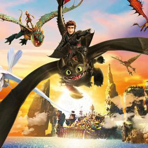 映画「ヒックとドラゴン3 聖地への冒険」は面白い?つまらない?評判と口コミ感想を徹底調査!