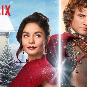 Netflixオリジナル映画「クリスマス・ナイト~恋に落ちた騎士~」のネタバレ感想!中世の騎士がタイムスリップ!?