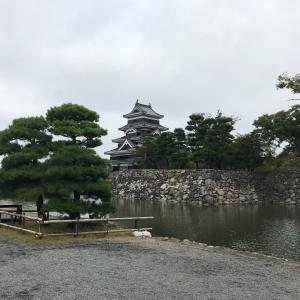 松本城登城 2