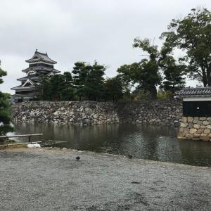 松本城登城 3