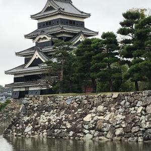 松本城登城 4
