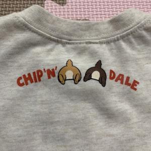 アカチャンホンポのディズニーグッズ、可愛いTシャツ見つけました♪