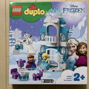 レゴのディズニーコラボ発見!アナ雪が可愛すぎました♪