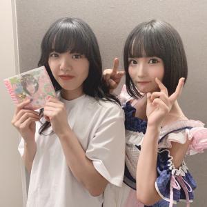 【炎上】 あいみょんとツーショットを撮ったAKB矢作萌夏さんに批判殺到 「自分の顔だけ修正かけるな」
