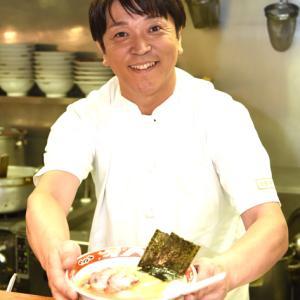 【芸能】TVタックル主題歌で人気だった東野純直さん 有名店での修行経てラーメン屋店主に
