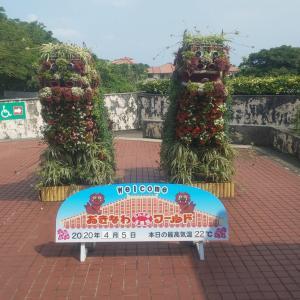 沖縄を旅する!無料でも楽しむことが出来る? 休業直前のおきなわワールドに行ってきた 旅行記その1