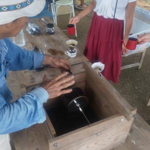 貴重な沖縄県産コーヒーに親しむ。やんばるにあるおじぃのコーヒー農園カフェへ 「うちなーガイド」と行く沖縄の旅 旅行記 その5