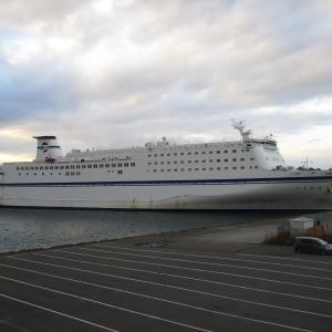 金城ふ頭から名古屋港、そして太平洋フェリーで北海道へ!GoToキャンペーンを利用した船旅 | 2020年→2021年 年末年始の旅 その3