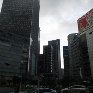東京駅から銀座を歩く!1年以上ぶりに都会を歩いた感想|2021年 御船印旅行記 その19