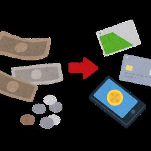 キャッシュレス決済利用者のキャッシュレス決済の利用頻度