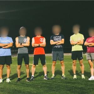 【小出式サブ3チャレンジ7】ペース走:10km@みさと陸練会。PB更新。