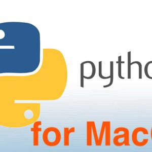 【世界一簡単】Pythonの環境構築+日本語化 for MacOS(完全版)