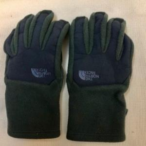 THE NORTH FACE (ザ・ノースフェイス )Denali Etip Gloves / デナリ イーチップ グローブ サイズ感と使用感