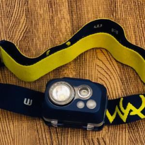 登山、キャンプ問わずオススメしたい!低コストで高機能WAQ LEDヘッドライト