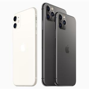 iPhone 11&iPhone 11 Pro/Pro Maxは買うべきなのか?魅力や大きな変更点から考えてみた。