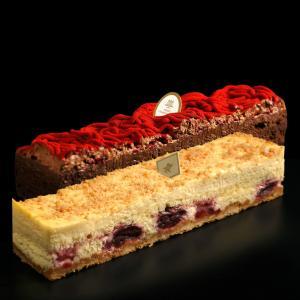 洋菓子アンリシャルパンティエ オンラインショップ限定ケーキ食べてみた!