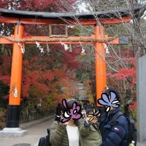 3歳おでかけ|宇治を散策。宇治上神社で土鈴もゲットしてきました(*^^*)
