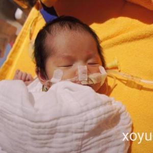 【産後4日目】点滴終了・代わりに酸素チューブが(T0T)