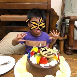 【生後15日目】シャント手術。りーくん、4歳誕生日。