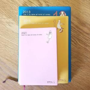 【2021】ちっさなおじさんのミニ手帳を買いました。