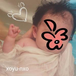 【生後3ヶ月】退院後3度目の外来。お風呂にちゃっぽんの許可がおりました!