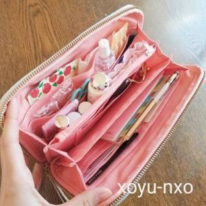 ほぼ日ひきだしポーチ・姉を導入!!お財布とポーチを1つにまとめました!