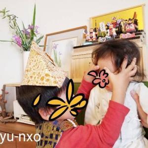 【こどもの日&母の日】ケーキと手巻きとお花とおてがみ*2021