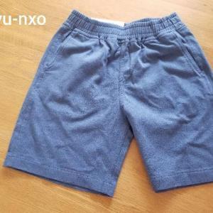 UNIQLO|ジャージーショートパンツを購入。夏のお部屋着にも遊び着にも良さげです!