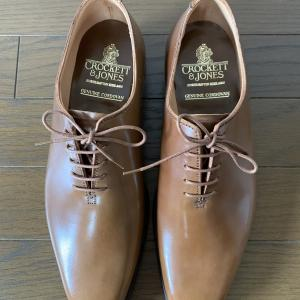 CROCKETT&JONES ALEX ② ラスト348