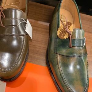 伊勢丹 靴博 2021 に行って来ました。(1)