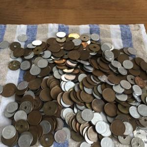 小銭貯金*入金