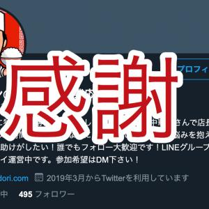 本せどらーのフォロワー500人記念!!