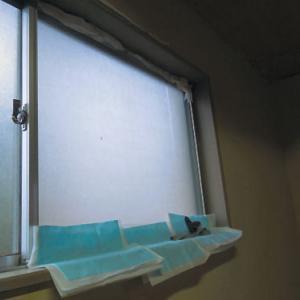 台風 横なぶりの雨で水が侵入した時の対策。窓枠、サッシ、車庫、倉庫のシャッター