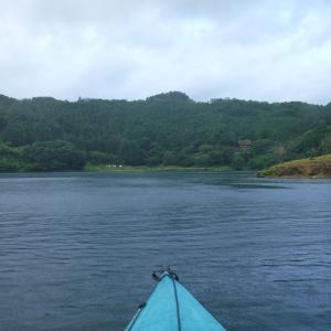 夏休み遠征記 4日目 ~風雨を避けて、もうひと漕ぎ~