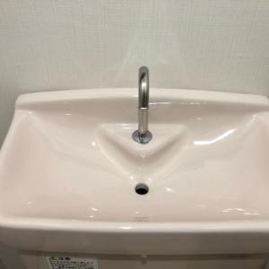 トイレ換気扇そうじとキープキレイ活動♪