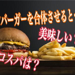 【ビックマック】ハンバーガーを合体させたらコスパいい上に美味しい?!【みんなの夢】