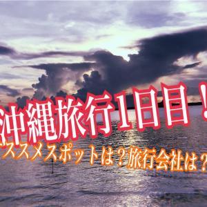 【沖縄旅行】沖縄で実際に行ったオススメスポット!#1