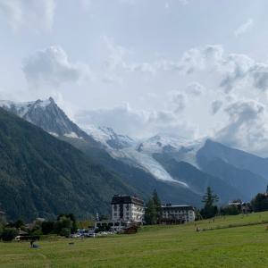 想い出の風景 Chamonix