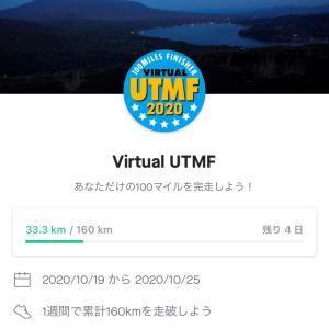 virtual  UTMF 結果は如何に…