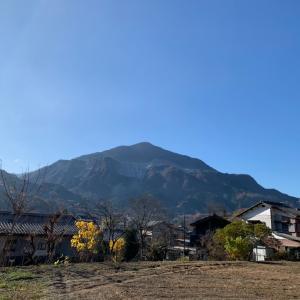 武甲山はカッコいい