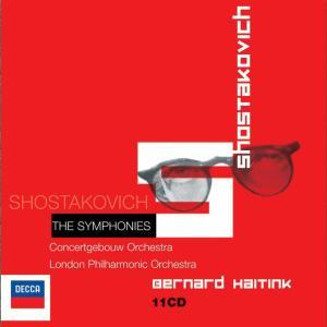 ショスタコービッチ/交響曲第5番  ハイティンクとコンセルトヘボウのしなやかな音