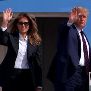 トランプ大統領夫妻コロナ陽性! どうなるアメリカ大統領選挙