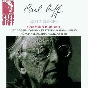 アイヒホルン 「カルミナ・ブラーナ」 ルチア・ポップとヘルマン・プライの素晴らしい歌唱とともに