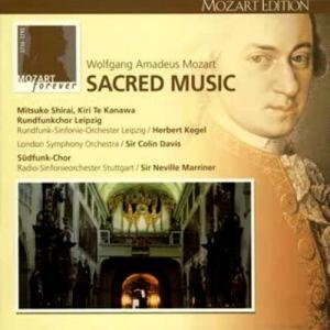 聖体の祝日のためのリタニアKV 243 モーツァルトらしさが発揮されたとても伸びやかな音楽