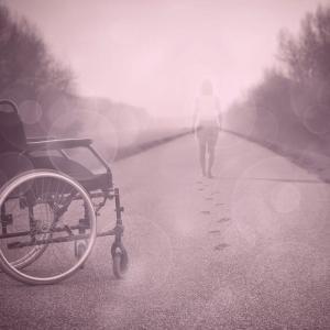 「どんな人でも」「車椅子のシンデレラ」 金子美智さんと佐籐香さんのコンビが描き出すピュアな抒情