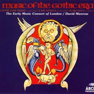 「皇帝フリードリッヒ二世の生涯」とマンロウ「ゴシック期の音楽」「十字軍の音楽」