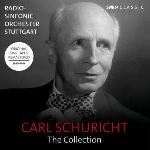 ブルックナー交響曲第4番『ロマンティック』 シューリヒト指揮シュトゥットガルト放送交響楽団