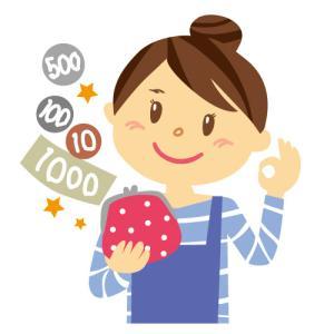 とく子さんの今月残り予算は1万円を切りました。