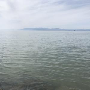 おすすめ長浜城その3(琵琶湖)